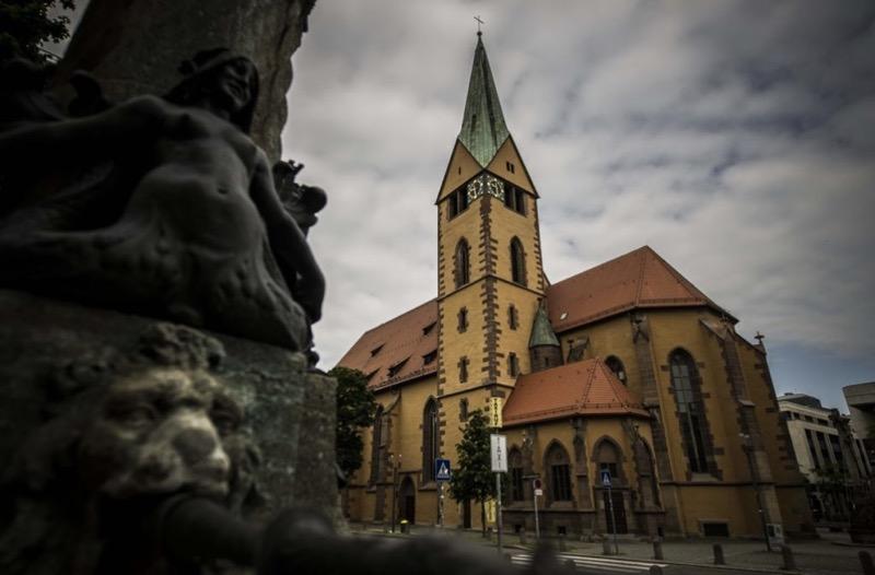 Leonhardskirche